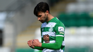 Danny Mandroiu is in the Ireland squad