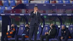 Gracia had less than a season in charge at the Mestalla