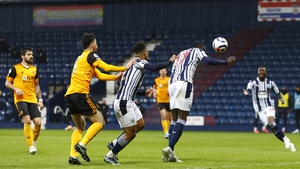 Mbaye Diagne heads West Brom level
