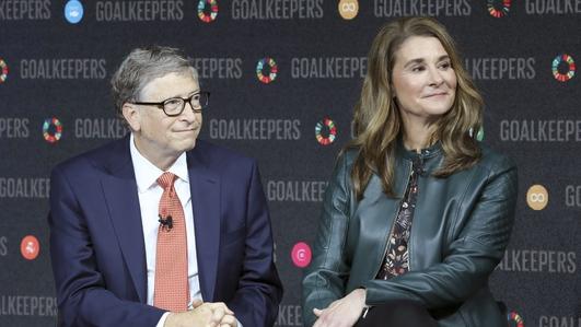 Bill & Melinda Gates Divorce