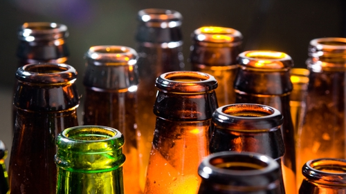 Alcohol consumption has remained at around 11 litres per person since 2015
