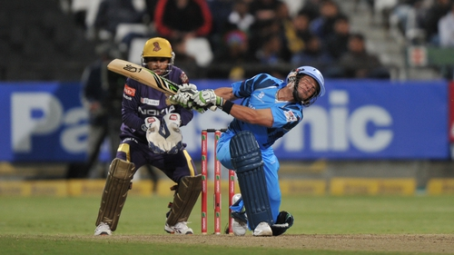 The IPL has been put on hold