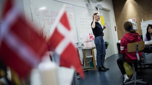Over 60% of Denmark's population has received a full course of the vaccine, pic: Getty