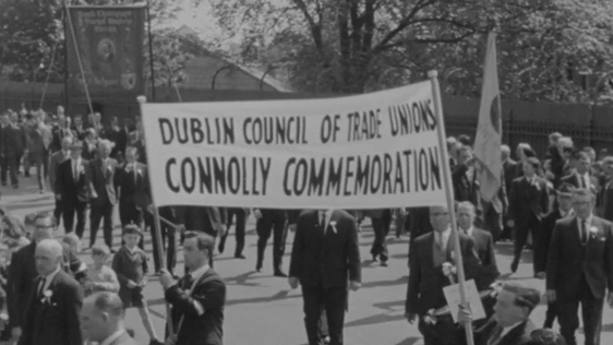Workers Honour James Connolly
