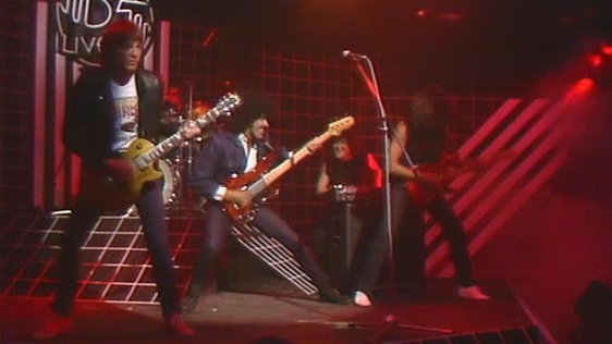 Thin Lizzy On 6-5 Live