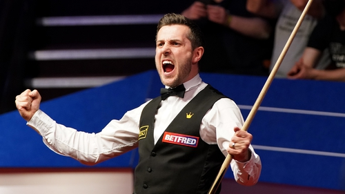 "Mark Selby: ""I definitely feel in a much better place."""