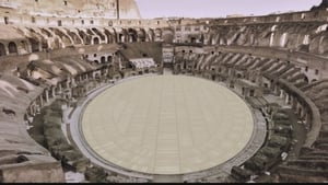 The project aims to give tourists a clear idea of how the arena would have looked when gladiators fought there