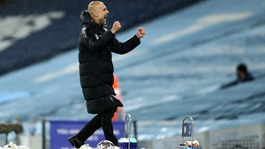 Pep Guardiola: 'What the players have done this season is incredible'