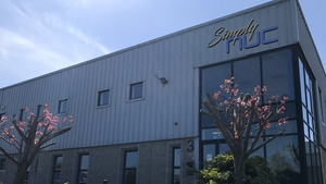 Simply NUC set up its EU headquarters and manufacturing centre in Dunleer last year to support its expansion into Europe.