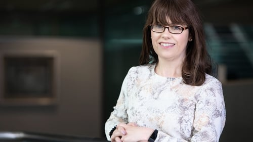 Jenny Melia, the manager of Enterprise Ireland's High Potential Start-Up Division