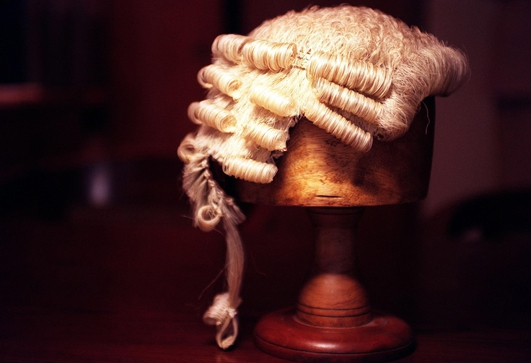 Working as a Barrister