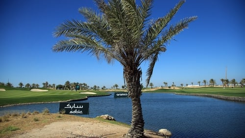 The recast Super Golf League is backed by Saudi Arabian money according to media reports
