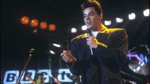 Nick Kamen, pictured at the Montreux Jazz Festival in 1987