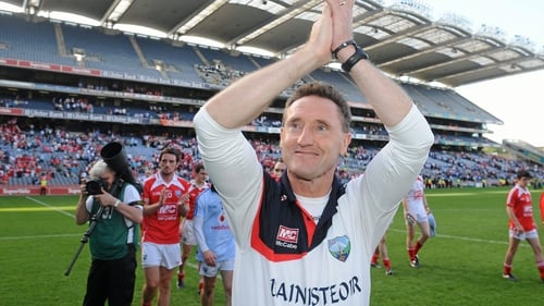 The Dundalk native has served Louth as a player, manager and now its chairperson