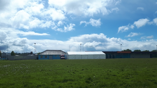 The case related to a wedding celebration that took place in a marquee in Longford last Wednesday