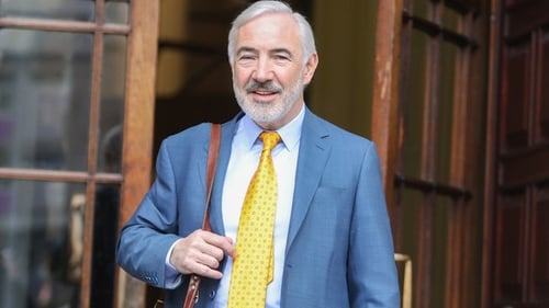The order against Seán Dunne was made in 2018 and set aside today (file pic: RollingNews.ie)