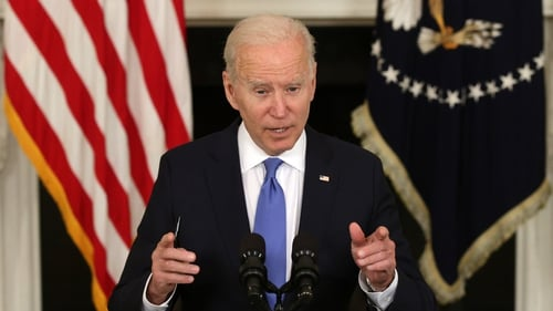 Joe Biden had been under pressure from world leaders to agree to waive protections for vaccine manufacturers