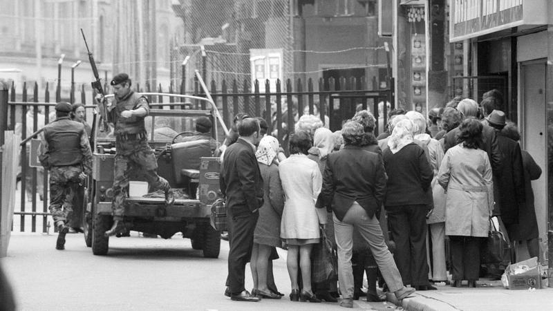 Béal Feirste, 1974