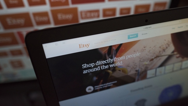 New York based tech firm Etsy already employs around 100 people here and 1,414 around the world
