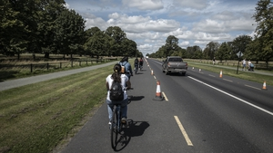 The Department of Transport is rolling out the Safe Routes to School programme
