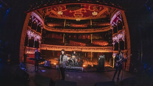 Soda Blonde perform at the Olympia, Dublin. Photo credit: Ruth Medjber