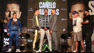 Saul 'Canelo' Alvarez and Billy Joe Saunders do battle at the AT&T Stadium in Texas this weekend