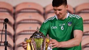 Will Limerick captain Declan Hannon lead the Treaty men to a third successive league title?