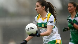 Mairéad Daly in action for Offaly