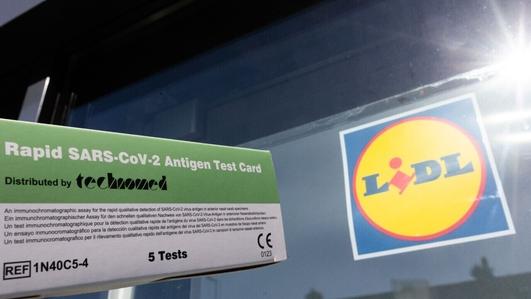 Lidl Covid Tests