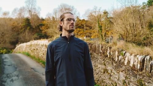 Ultra runner Conor O'Keeffe