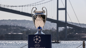 The final is due to take place in Istanbul