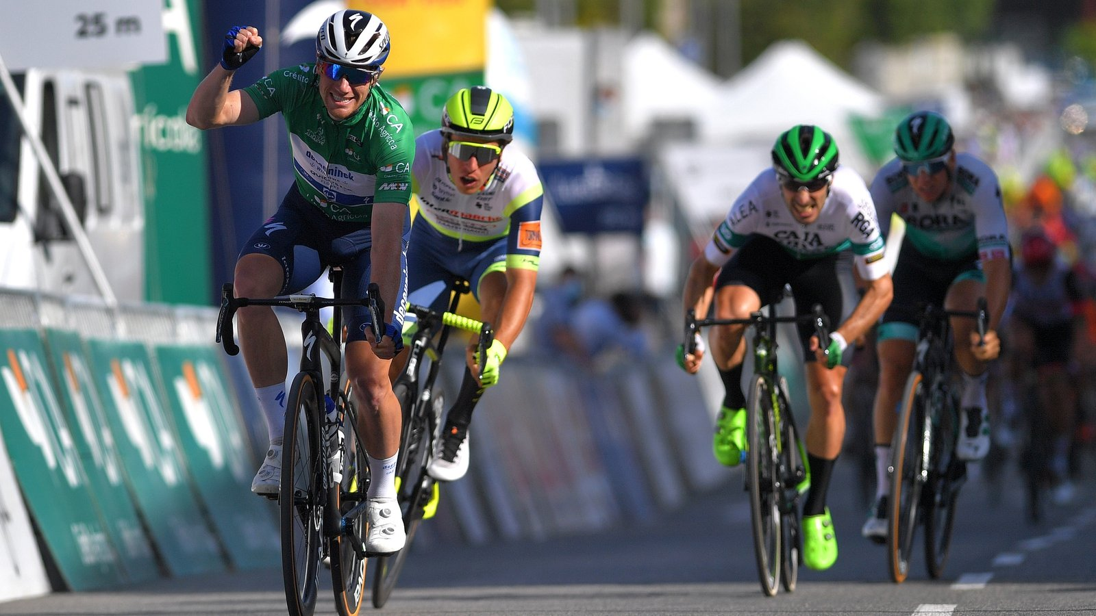 Bennett claims a second stage at Volta ao Algarve