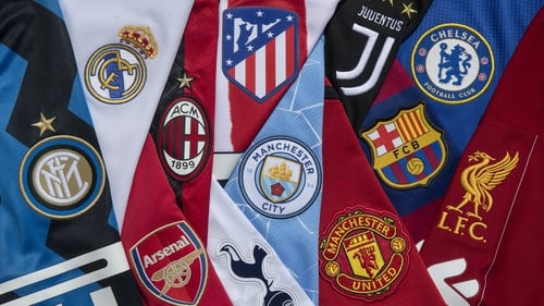Real Madrid, Barcelona and Juventus were issued with a warning by UEFA