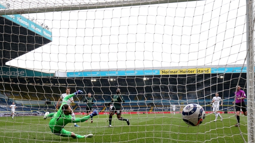 Leeds swept to a 3-1 victory over Spurs in Elland Road