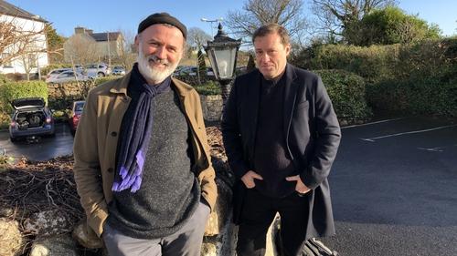 Tommy Tiernan and Ardal O'Hanlon