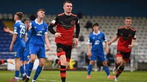 Mark Doyle was among the goalscorers