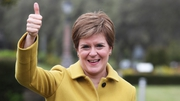 "Nicola Sturgeon said the result proved a second independence vote was the ""will of the country"""