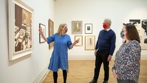 The New Perspectives exhibition at the National Gallery of Ireland pictured ahead of reopening
