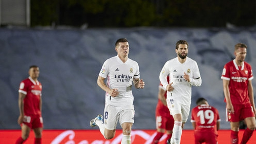 Real Madrid were fortunate to get a draw