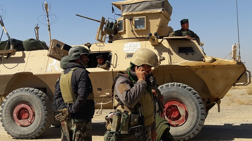 Violence has been rising sharply after the US announced it would withdraw all of its troops by 11 September