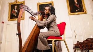 Tolu Makay features in Tradfest: The Dublin Castle Sessions