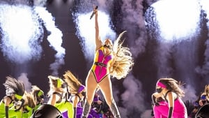Jennifer Lopez performs at the Global Citizen VAX LIVE: The Concert To Reunite The World at SoFi Stadium in Inglewood, California