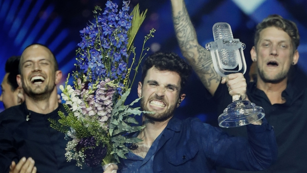 Duncan Laurence won the Eurovision Song Contest in 2019