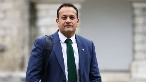 Leo Varadkar said he still believes it is possible to get the public finances back on a sustainable footing without tax increases and cuts to spending