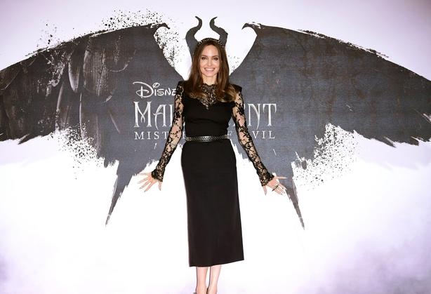 Maleficent: Mistress of Evil Photocall – London