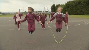 Scoil Eoin Phóil's student council came up with the skipping challenge initiative
