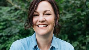 The Summer Job - author Lizzy Dent (Pic: Kerstin Weidinger)
