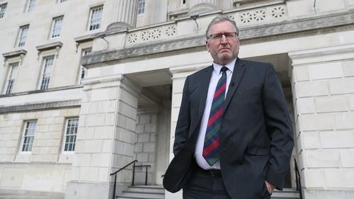 """Dúirt Doug Beattie nach bhfuil gá le comhaontú idir-pháirtí le deireadh a chur leis an Phrótacal agus nach mbeidh """"comhaontú ar bith ann."""""""