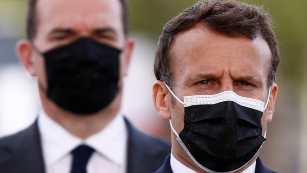 The letter, addressed to Emmanuel Macron and his government, said 'civil war is brewing in France and you know it perfectly well'