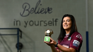 Rachel Kearns scored six goals in four games